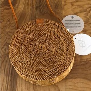 🆕💎NWT Street Level One of a kind  basket bag